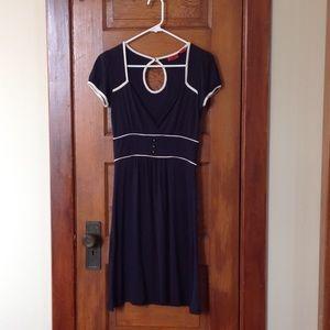 Hugo Boss Navy Summer Dress
